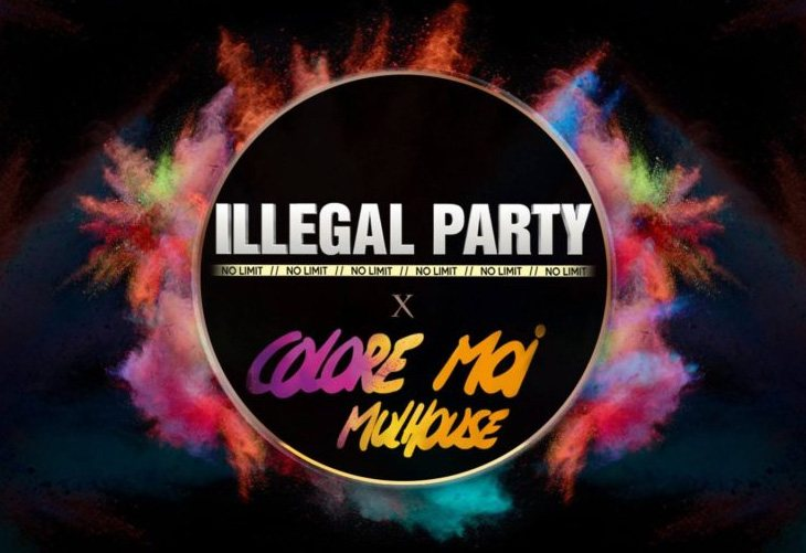 Illegal Party & Colore Moi
