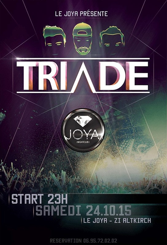 flyer triade joya